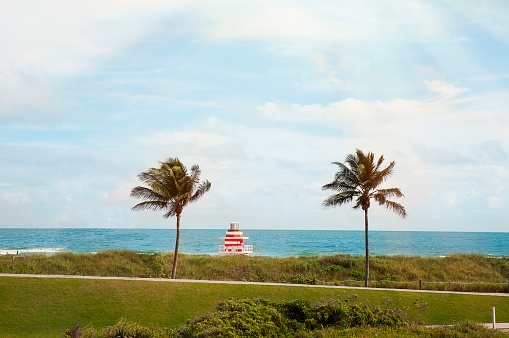 Miami Beach「South Miami Beach View」:スマホ壁紙(5)