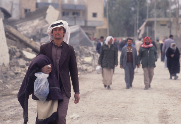 Baghdad「Gulf War」:写真・画像(9)[壁紙.com]