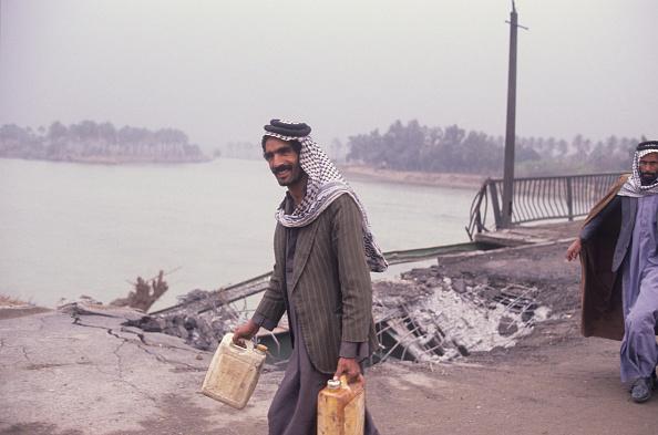 Baghdad「Gulf War Damage」:写真・画像(0)[壁紙.com]