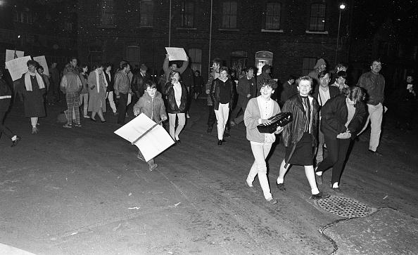 City Life「Anti-Drug March 1987」:写真・画像(14)[壁紙.com]