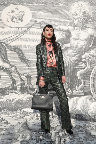 Gucci「Gucci - Arrivals - Milan Fashion Week Autumn/Winter 2019/20」:写真・画像(17)[壁紙.com]