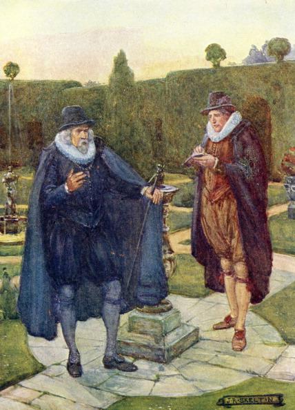 Elizabethan Style「Francis Bacon dictating」:写真・画像(14)[壁紙.com]
