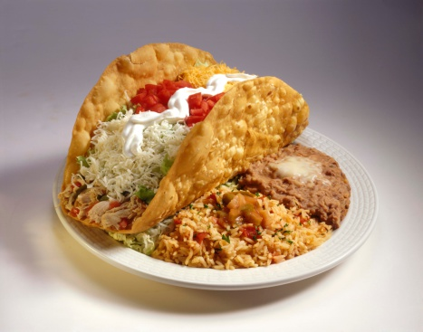 Sour Cream「Large taco entree」:スマホ壁紙(7)