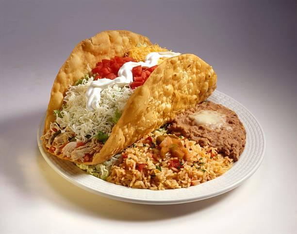 Large taco entree:スマホ壁紙(壁紙.com)