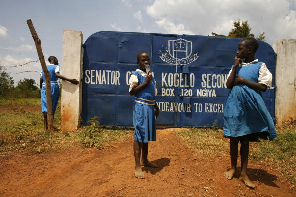 Kogelo「The Senator Obama Kogelo Secondary School」:写真・画像(18)[壁紙.com]