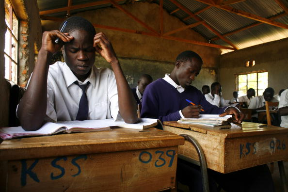 Kenya「The Senator Obama Kogelo Secondary School」:写真・画像(11)[壁紙.com]