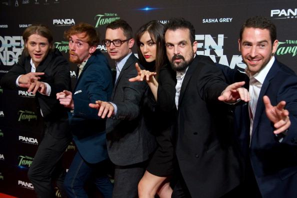 Carlos Alvarez「Elijah Wood and Sasha Grey Attend 'Open Windows' Madrid Premiere」:写真・画像(11)[壁紙.com]