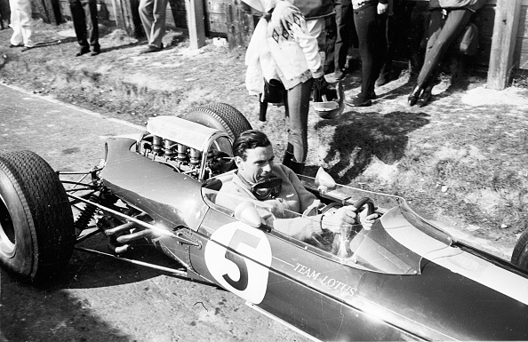 F1レース「Jim Clark」:写真・画像(11)[壁紙.com]
