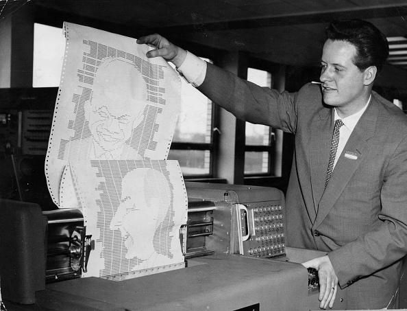 Creativity「UNIVAC Art」:写真・画像(15)[壁紙.com]