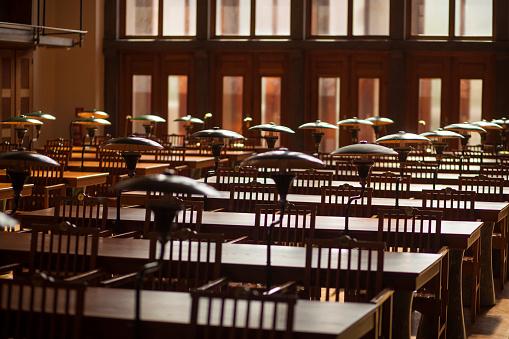 Learning「Big public library」:スマホ壁紙(1)