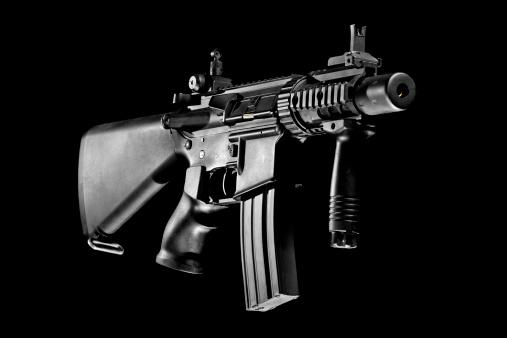 Rebellion「M7A1 carbine」:スマホ壁紙(15)