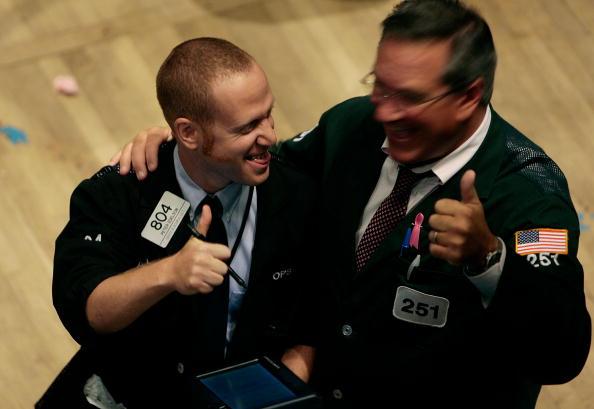 お祝い「Markets Revive As US, Europeans Shore Up Banks」:写真・画像(2)[壁紙.com]