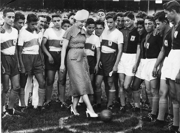 Argentinian Ethnicity「Eva Peron Kick Off」:写真・画像(5)[壁紙.com]