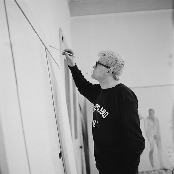男性一人「David Hockney」:写真・画像(8)[壁紙.com]