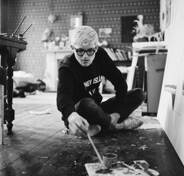 Painting - Activity「David Hockney」:写真・画像(19)[壁紙.com]