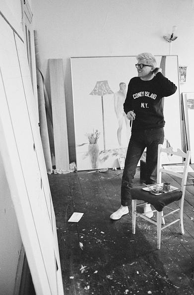 男性一人「David Hockney」:写真・画像(7)[壁紙.com]