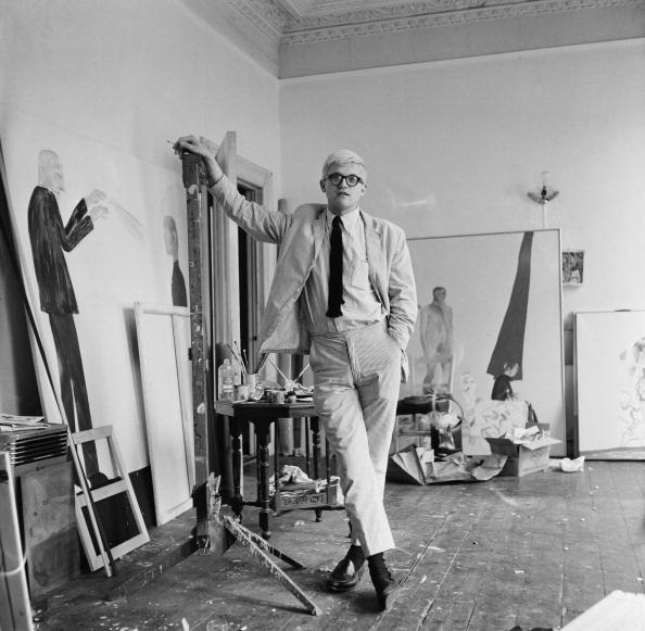 男性一人「David Hockney」:写真・画像(6)[壁紙.com]