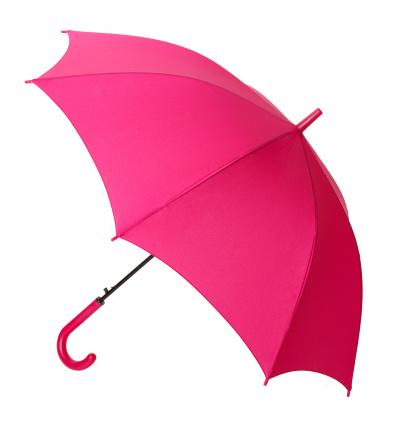 Pink Color「赤色傘」:スマホ壁紙(12)