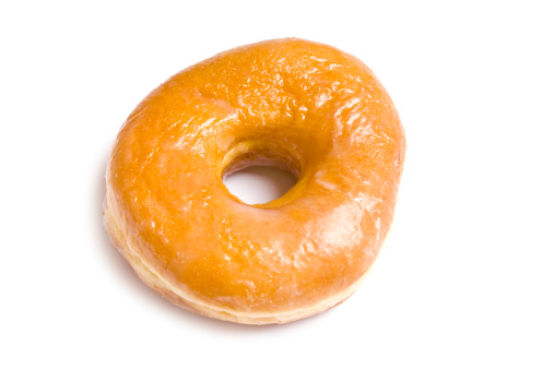 ドーナツ「艶出し加工のドーナツ」:スマホ壁紙(7)