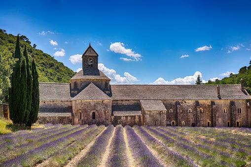 Abbey - Monastery「Abbaye Notre-Dame de Sénanque」:スマホ壁紙(16)