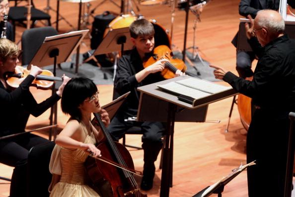 Hiroyuki Ito「New Juilliard Ensemble」:写真・画像(7)[壁紙.com]