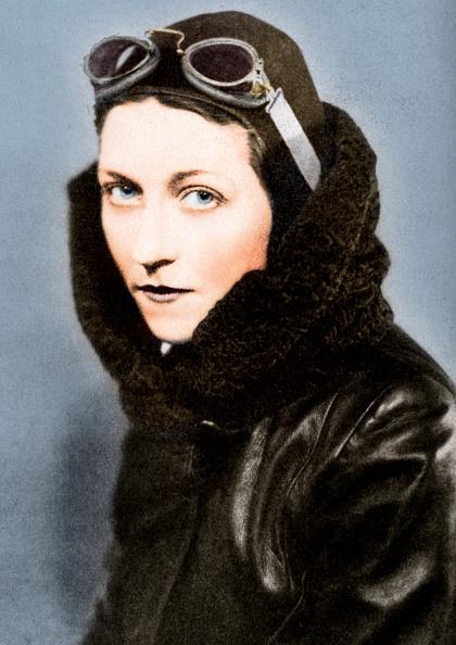 Pilot「Amy Johnson, Pilot, C1930S (1936)」:写真・画像(18)[壁紙.com]
