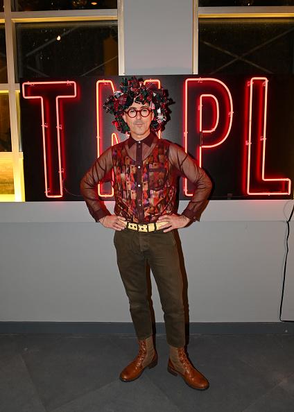 Brown Boot「Susanne Bartsch David Barton's Toy Drive at TMPL West Village」:写真・画像(13)[壁紙.com]