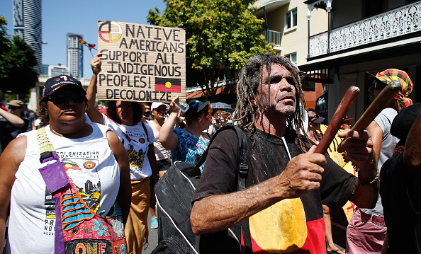 Daniel Munoz「G20 Protesters Gather In Brisbane」:写真・画像(15)[壁紙.com]