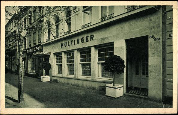 Düsseldorf「Ak Düsseldorf, Partie an der Gaststätte C. Mulfinger」:写真・画像(13)[壁紙.com]