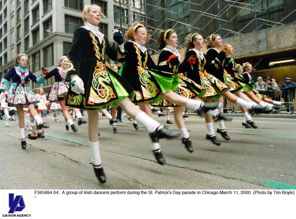Irish Culture「Chicago's St. Patrick's Day parade」:写真・画像(19)[壁紙.com]