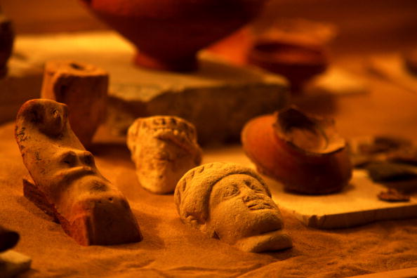 Abid Katib「Archeology Museum To Offer Look At Rich Past」:写真・画像(11)[壁紙.com]