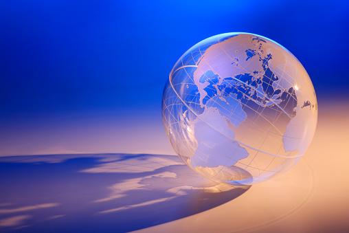 Latitude「Transparent globe showing North America」:スマホ壁紙(8)
