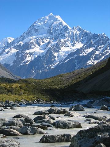 Mt Cook「Mt. Cook」:スマホ壁紙(13)