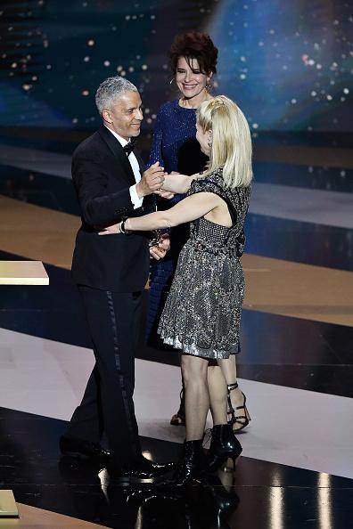 Sami Bouajila「Ceremony - Cesar Film Awards 2021 At L'Olympia In Paris」:写真・画像(3)[壁紙.com]