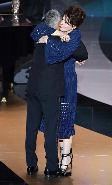 Sami Bouajila「Ceremony - Cesar Film Awards 2021 At L'Olympia In Paris」:写真・画像(4)[壁紙.com]