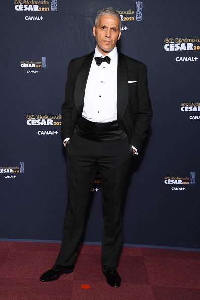 Sami Bouajila「Red Carpet Arrivals - Cesar Film Awards 2021 At L'Olympia In Paris」:写真・画像(0)[壁紙.com]