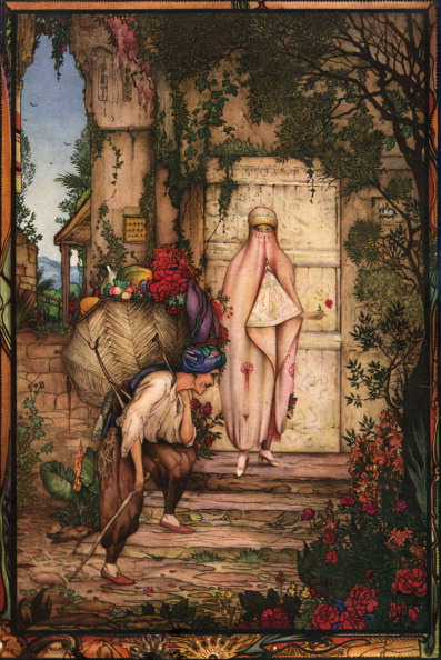 Painted Image「Arabian Nights Tale -」:写真・画像(12)[壁紙.com]
