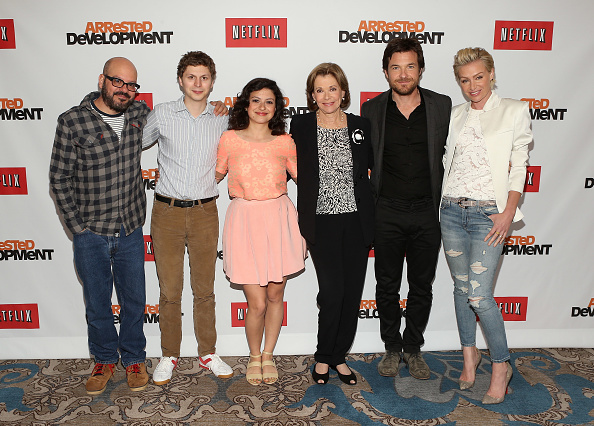 マイケル セラ「The Netflix Original Series 'Arrested Development' Press Conference」:写真・画像(13)[壁紙.com]