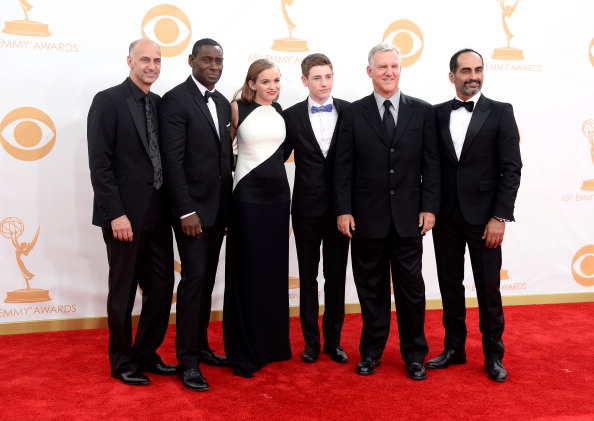 Morgan Saylor「65th Annual Primetime Emmy Awards - Arrivals」:写真・画像(16)[壁紙.com]