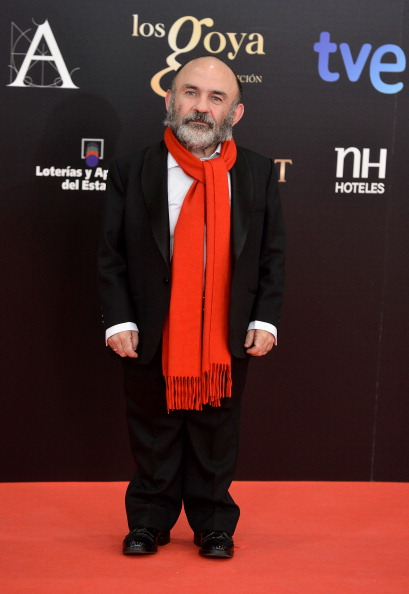 Carlos Alvarez「Goya Cinema Awards 2013 - Red Carpet」:写真・画像(6)[壁紙.com]