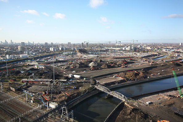 Summer Olympic Games「Olympic Stadium construction site, December 2008」:写真・画像(18)[壁紙.com]