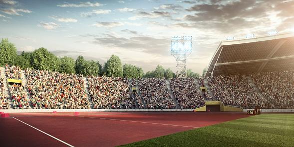 オリンピック「オリンピック競技場」:スマホ壁紙(17)