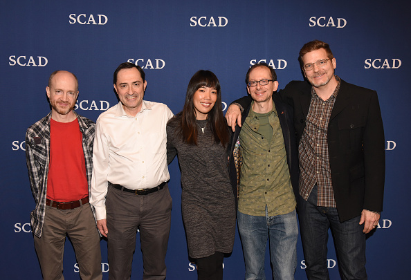 David Keeler「SCAD Presents aTVfest 2016 - Day 1」:写真・画像(6)[壁紙.com]