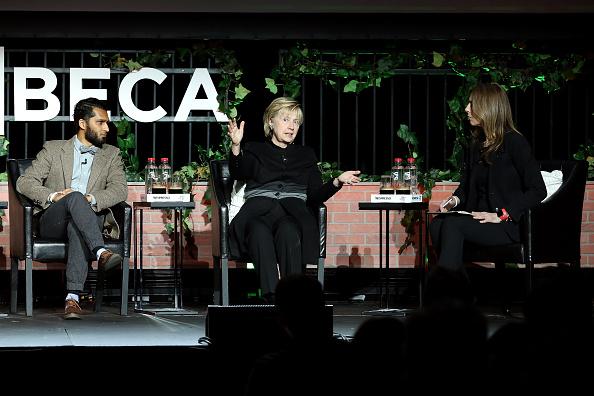 Tribeca「Tribeca Talks: Kathryn Bigelow & Imraan Ismail - 2017 Tribeca Film Festival」:写真・画像(11)[壁紙.com]