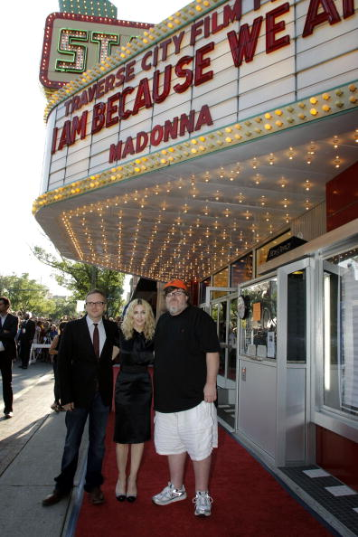 """Executive Producer「Madonna Hosts A Screening Of """"I Am Because We Are"""" At TCFF」:写真・画像(18)[壁紙.com]"""