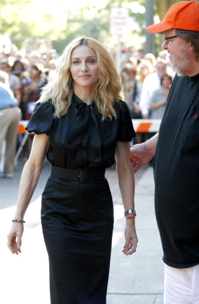 """Executive Producer「Madonna Hosts A Screening Of """"I Am Because We Are"""" At TCFF」:写真・画像(19)[壁紙.com]"""