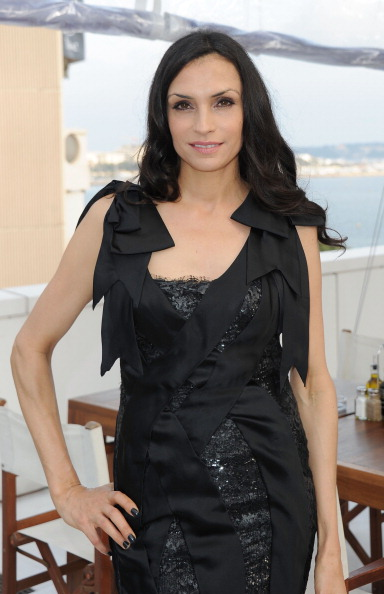 "Famke Janssen「""Bringing Up Bobby"" Party - 64th Annual Cannes Film Festival」:写真・画像(3)[壁紙.com]"