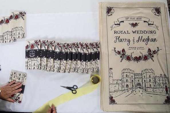 Rippled「Commemorative Tea Towels Are Printed Ahead Of The Royal Wedding」:写真・画像(16)[壁紙.com]