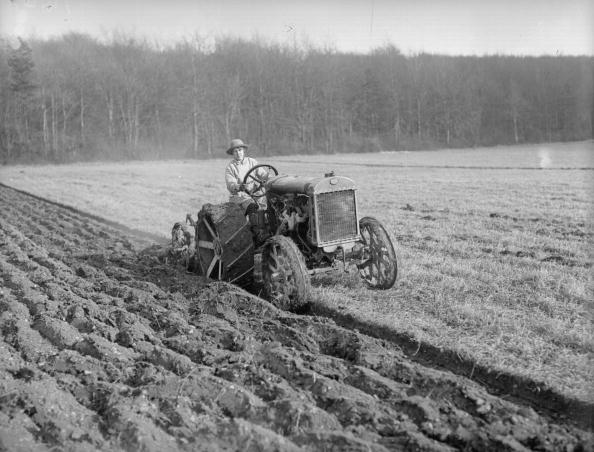 Tractor「Land Girl」:写真・画像(10)[壁紙.com]