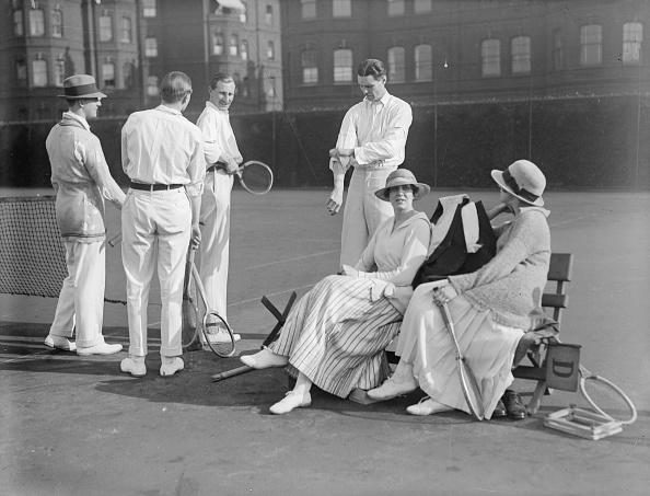 Athlete「Tennis Group」:写真・画像(15)[壁紙.com]